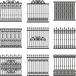 Wrought Iron Gates Bridgend Wales